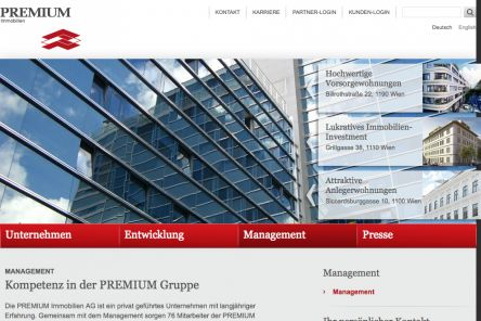 Management Page